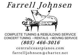 Farrel Johnson Piano Tuning