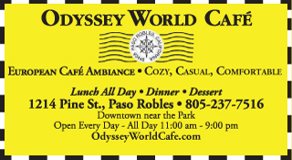 Odessey World Cafe